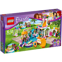 LEGO ® Friends - Piscina de vara din Heartlake