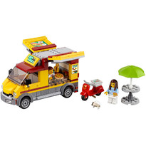 LEGO ® City - Furgoneta de pizza