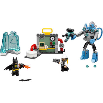 LEGO ® Batman - Mr. Freeze™ si Atacul inghetat