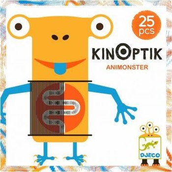 Djeco Kinoptik Animonsters