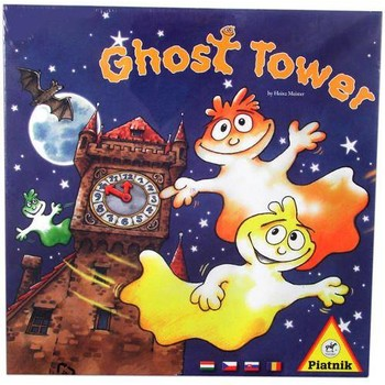 Piatnik Joc Ghost Tower