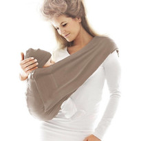 Wallaboo Marsupiu Sling Cotton Taupe