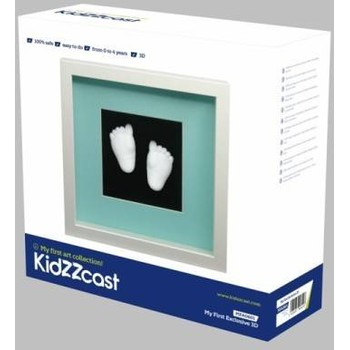 KidZZcast Kit mulaj bebelus 'My First Exclusive 3D' natur