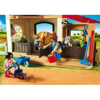 Playmobil Ferma Poneilor