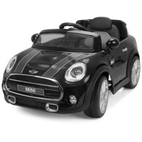 Masinuta electrica Mini Cooper Hatch black