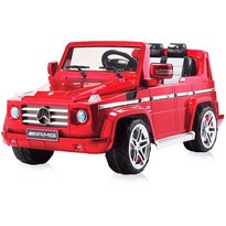 Masinuta electrica SUV Mercedes Benz G55 red
