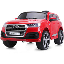 Chipolino Masinuta electrica SUV Audi Q7 red