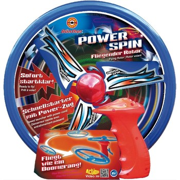 Gunther Rotor Power Spin
