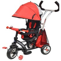 Baby Mix Tricicleta cu sezut reversibil Sunrise Turbo Trike Red
