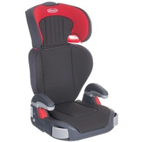 Scaun auto Junior Maxi Pompeian Red