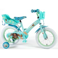 E&L Cycles Bicicleta copii EL Disney Vaiana 14 inch