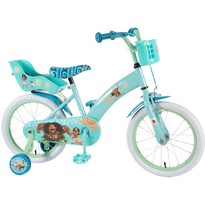 E&L Cycles Bicicleta copii EL Disney Vaiana 16 inch