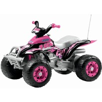 ATV copii Corral T-Rex, Pink