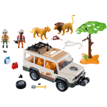Playmobil Camion Safari si Lei