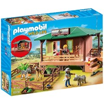 Playmobil Zona Silvica si Animale