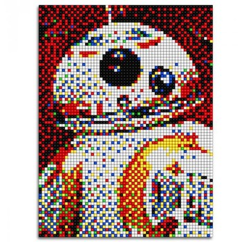 Quercetti Pixel Art Star Wars BB-8