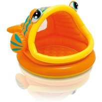 Piscina gonflabila Lazy Fish Shade Baby