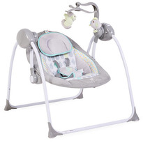 Moni Leagan Electric Baby Swing+ Gri
