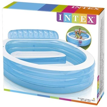 Intex Piscina Swim Center Family Lounge  224 x 216 x 76 cm