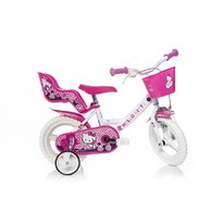 Bicicleta copii Hello Kitty 124RL HK