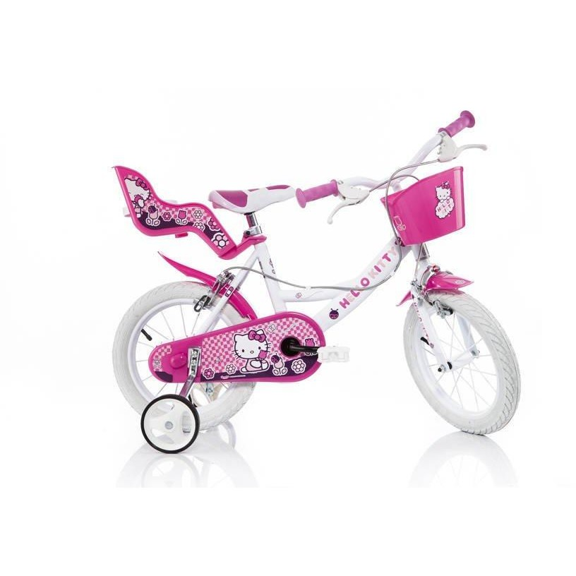 Bicicleta copii Hello Kitty 164R HK