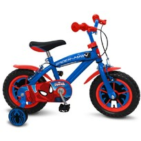 Stamp Bicicleta Spiderman 14""
