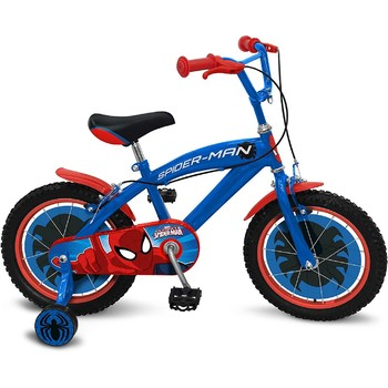 Stamp Bicicleta Spiderman 16""
