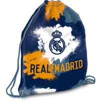 Sac de sport Real Madrid blue