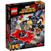 LEGO ® Iron Man: Atacul lui Detroit Steel