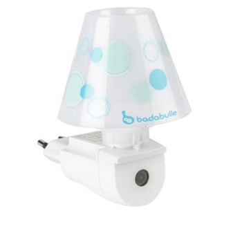 Badabulle Lampa automata Night Shade Blue