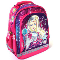 Ghiozdan 3 compartimente Barbie Starlight