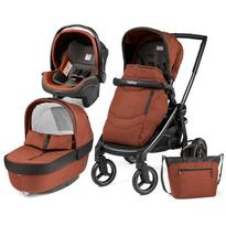 Peg Perego Carucior 3 in 1 black mat Team