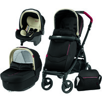 Peg Perego Carucior 3 in 1 Book Plus Modular Fiat 500