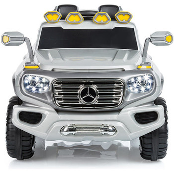 Chipolino Masinuta electrica SUV Mercedes Benz G Force Neagra