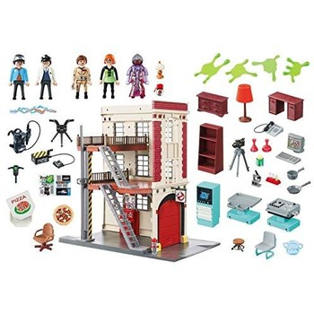 Playmobil Sediul central ghostbuster