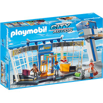 Playmobil Aeroport cu turn de control
