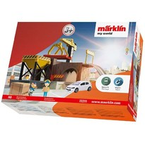 Marklin Kit de constructie Freight Loading Station My World