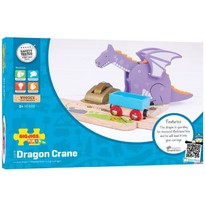Bigjigs Macara Dragon