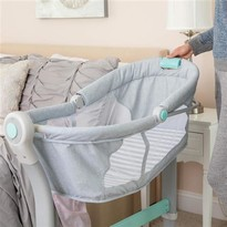 Summer Infant Sleeper cu vibratii si muzica By your bed Grey