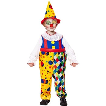Widmann Costum Clown Baiat 4-5 Ani