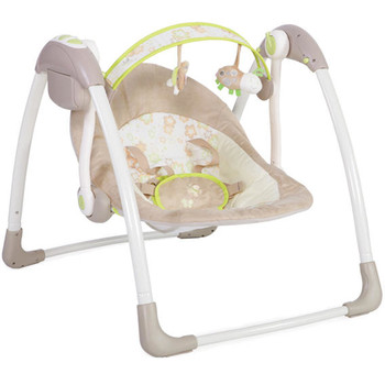Cangaroo Leagan Electric Swing Sky Bej