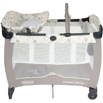 Graco Patut Contour Electra Ted and Coco