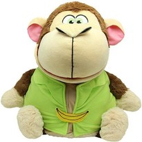 Jay At Play Mascota 2 in 1 Tummy Stuffers Maimutica