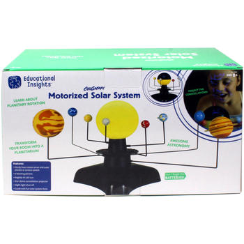 Educational Insights Sistem solar motorizat - New design