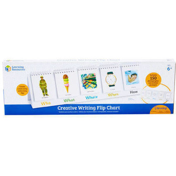 Learning Resources Flip chart pentru scriere creativa - New edition