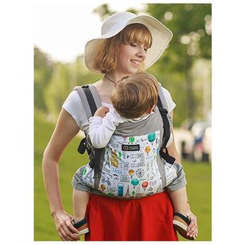 Isara Marsupiu ergonomic Toddler Organic Chic in Paris