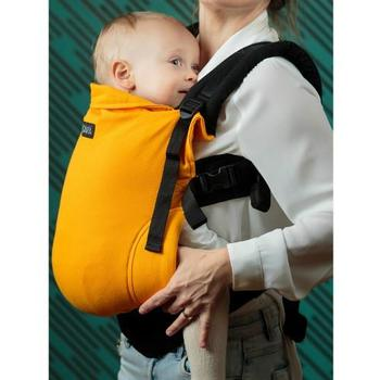 Isara Marsupiu ergonomic Toddler Half Wrap Conversion Sundance