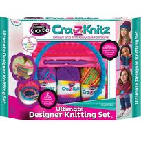 Cra-Z-Art Kit de Crosetat Ultimate Designer Cra-Z-Knitz