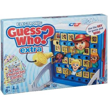 Hasbro Joc de Societate Guess Who Extra