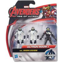 Hasbro Mini Figurine Avengers - Ultron Mark vs Iron Legion